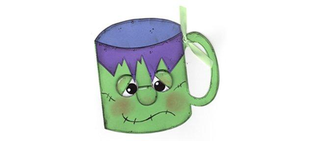 Frankenstein Mug 5 pack