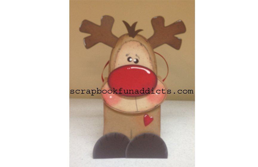 Reindeer Box 5 Pack