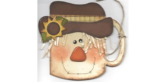 Scarecrow Mug 10 Pack