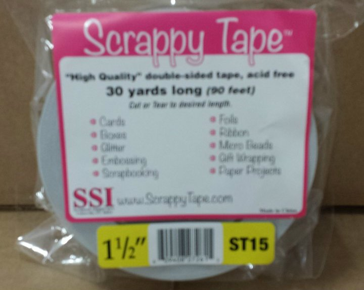 Scrappy Tape 1.5