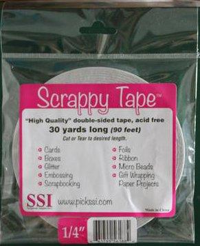 Scrappy Tape 1/4