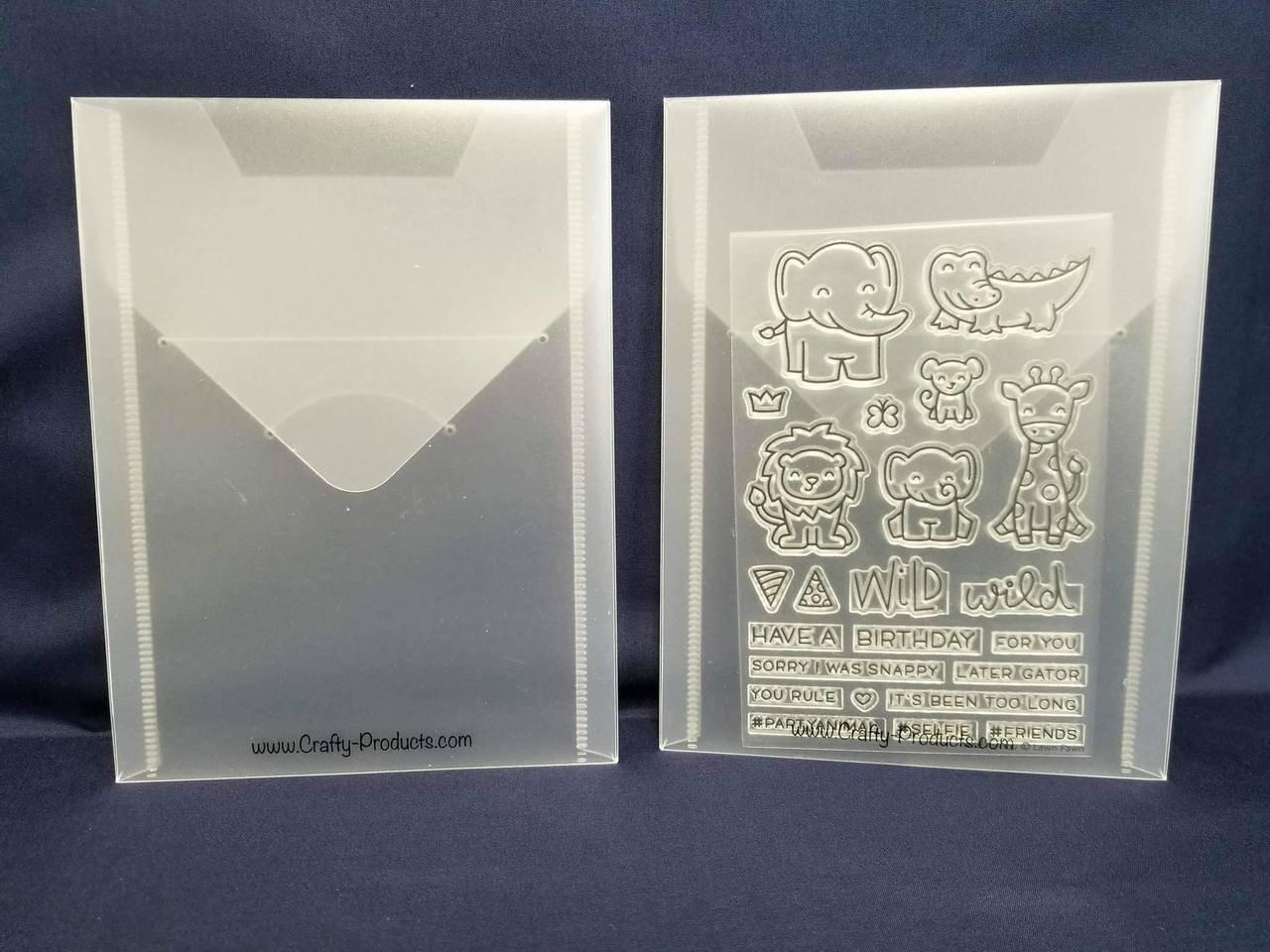 Storage Envelopes