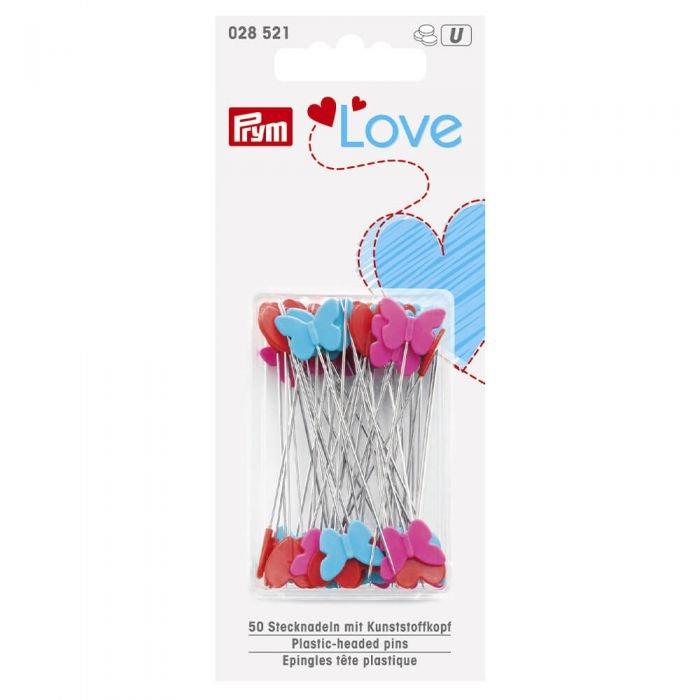 Prym Love Pins 50 Pack