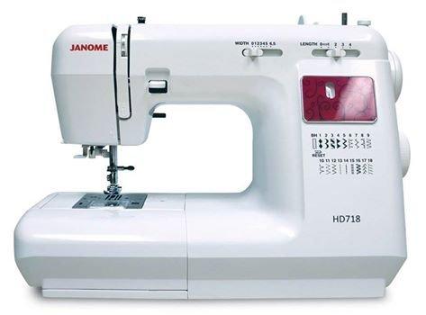 Janome HD718