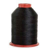 Industrial Nylon Thread 4oz - Black 1500yd