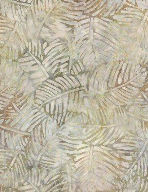 Wilmington Batiks - Pale Ferns