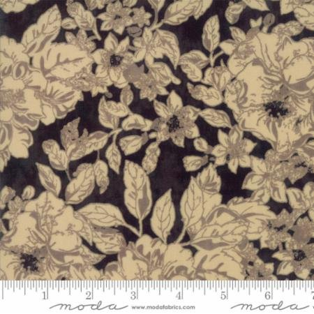 Maven Floral Onyx by BasicGrey for Moda