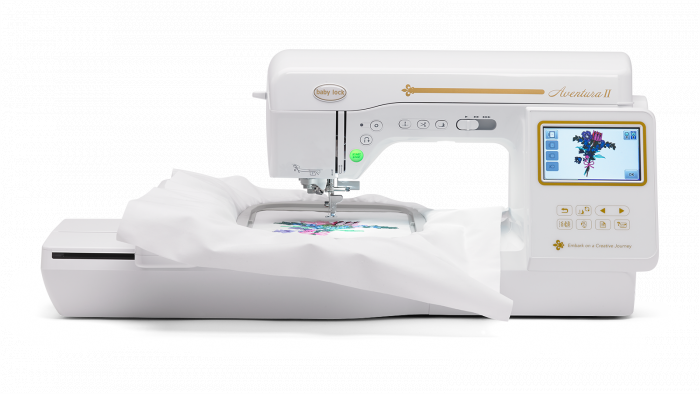 Babylock Aventura 2 Sewing and Embroidery Machine