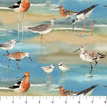 Shore Thing - Sandpipers - Northcott