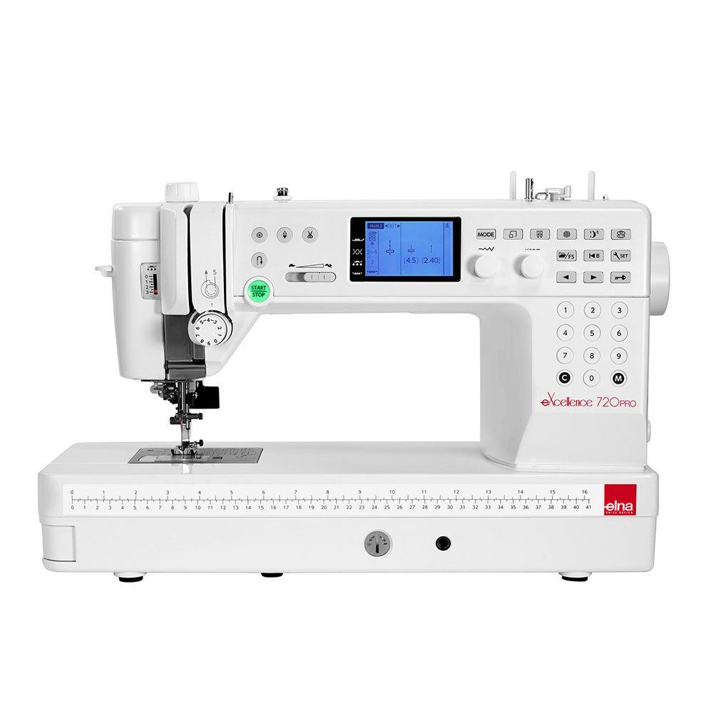 Elna eXcellence EL720PRO Sewing Machine