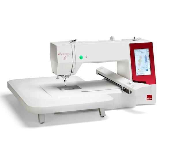 Elna eXpressive 830L Embroidery Machine