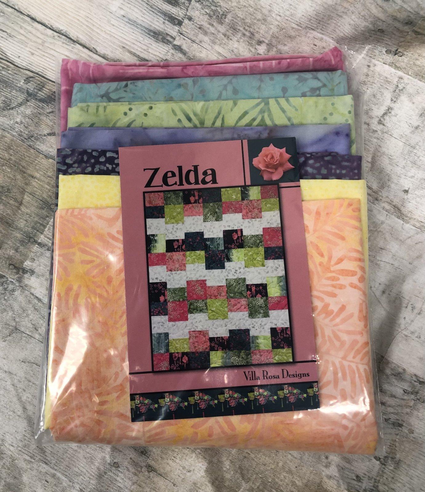 Zelda Quilt Kit