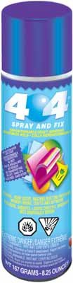 Repostionable Spray 404