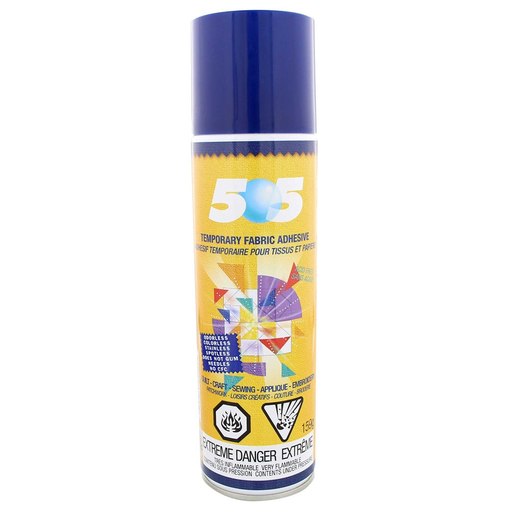 Repositional 505 Spray Adhesive 250ml (8.5 fl. oz)