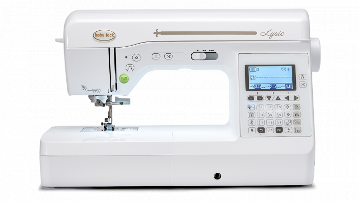 Babylock Lyric Sewing and Quilting Machine