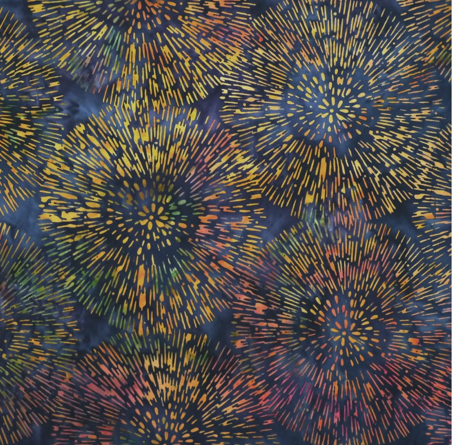 Batik by Mirah - Island Jdyll Cloack