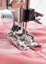 Husqvarna Changeable Quilter Guide Foot