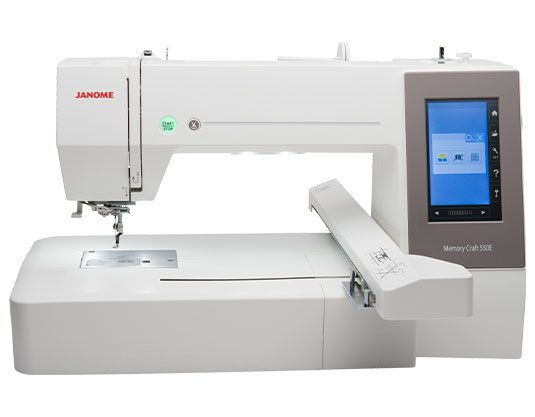 Janome MC550e Embroidery Only Machine
