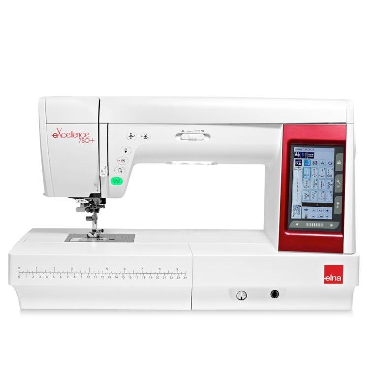 Elna eXcellence EL780+ Sewing Machine