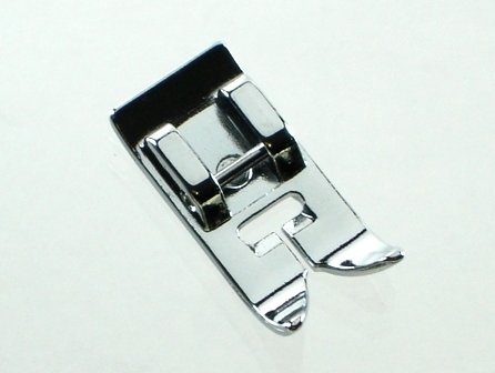 Presser Foot (5mm low shank front load) Snap on