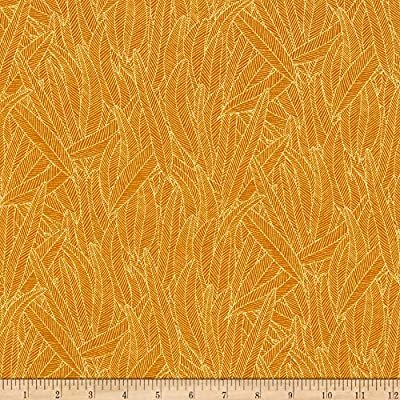 Stof France Phyllis Jaune Stretch Knit 60 inch