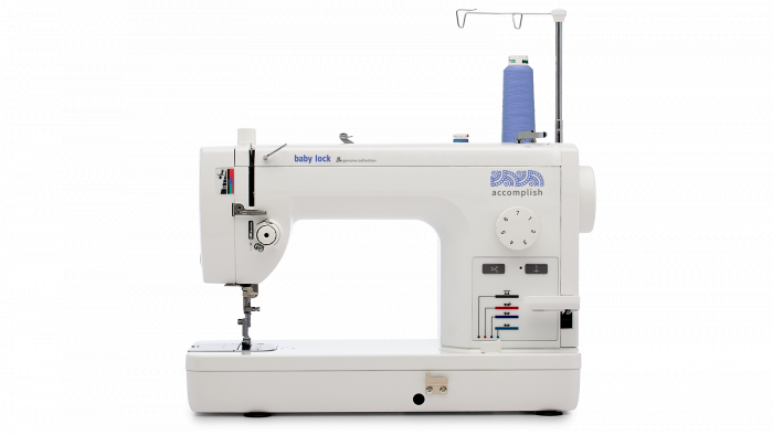 Babylock Accomplish Sewing and Quilting Straight Stitch Machine