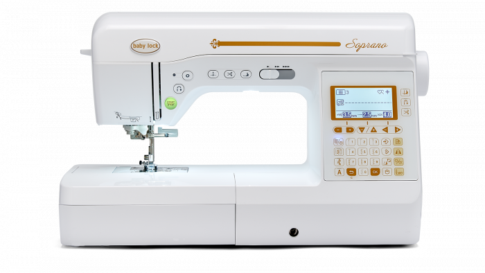 Babylock Soprano Sewing and Quilting Machine