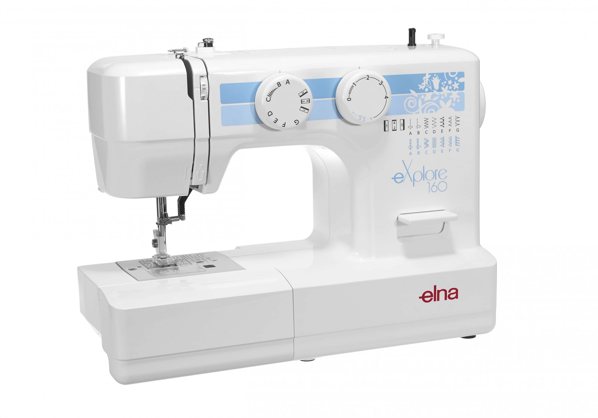 Elna eXplore EL160 Sewing Machine