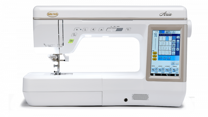 Babylock Aria Sewing and Quilting Machine