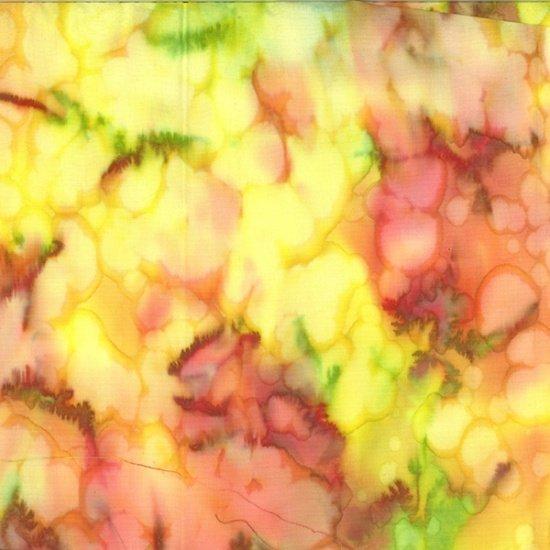 Bali Batiks By Hoffman - Marigold