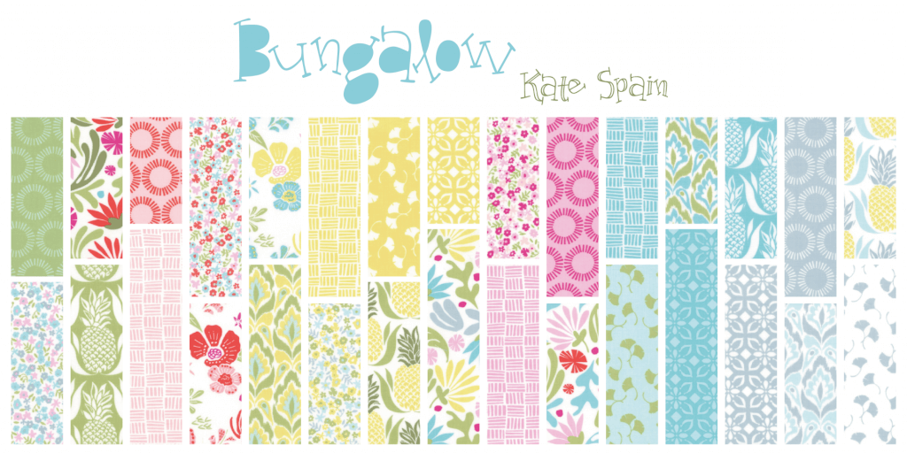 Bungalow Layer Cake by Kate Spain for Moda
