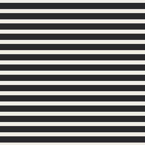 Caviar Stripes in Knit 60 - Art Gallery Fabrics (AGF)