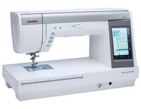 Janome Horizon MC9400