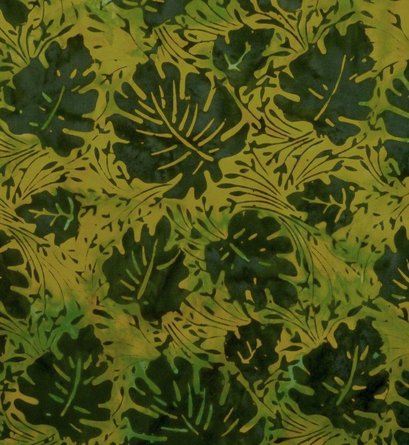Batik by Mirah - Moon Light Melody Palm