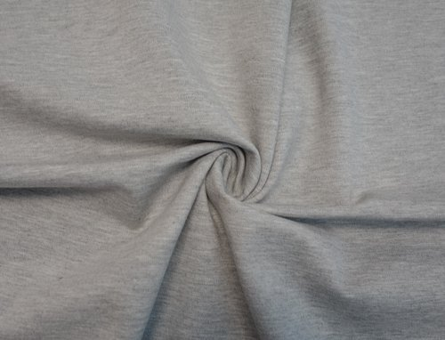 Aries Light Grey Heather Knit