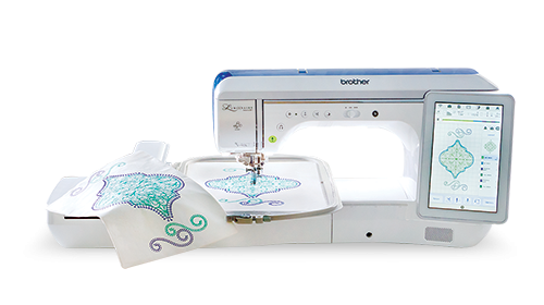 Brother Luminaire XP1 Sewing and Embroidery Machine