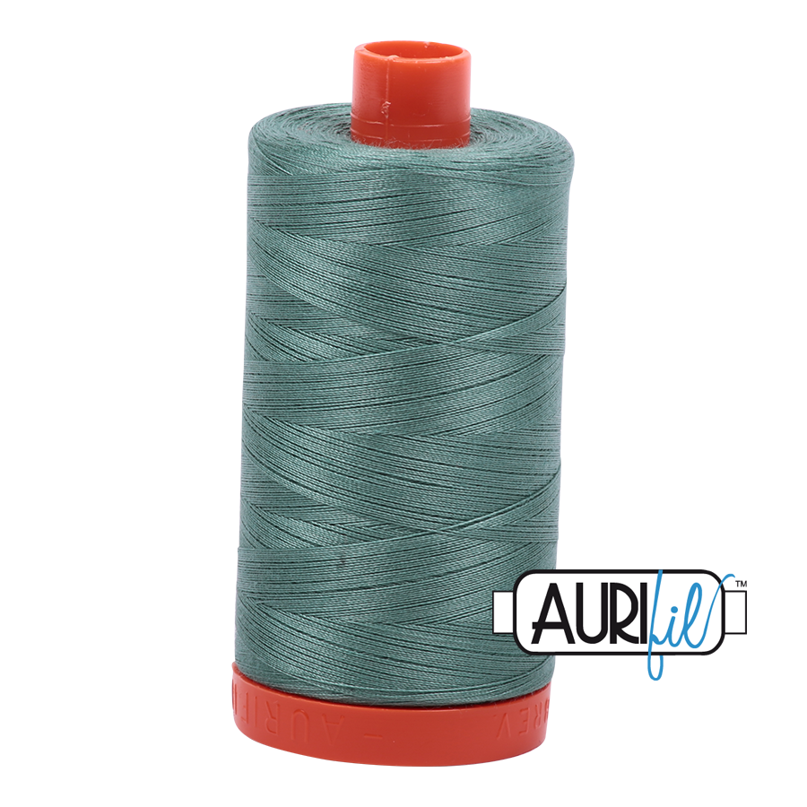 AURIfil  Mako 50 wt Medium Juniper 2850 1300m