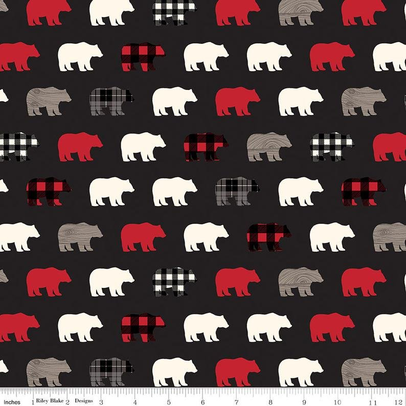 Wild at Heart - Bears by Lori Whitlock