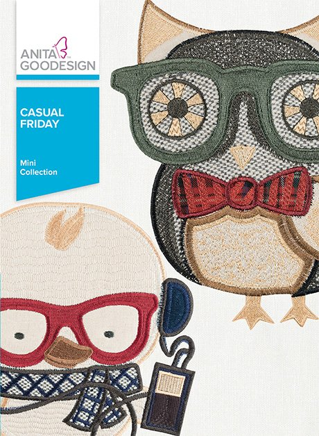 Anita Goodesign - Casual Friday