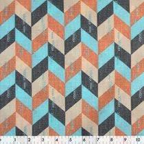 Fabric Creations - Multi Aiyana - 30% off