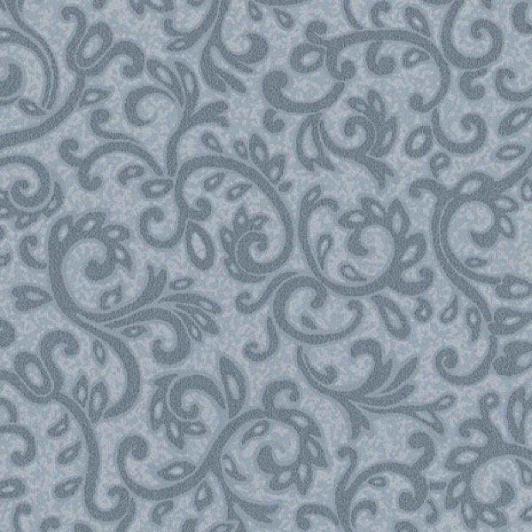 Impressions Scroll Dark Blue - Clothworks 30% OFF!!