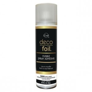 Craft Deco Foil Fusible Spray Adhesive