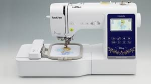 Brother Sewing & Embroidery Machine Combo NS1750D