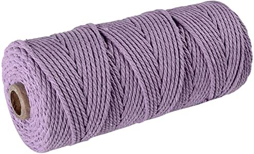 Cotton Rope 100 Meters 3.5mm