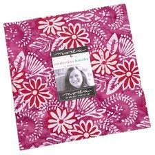 Confection Batiks Layer Cake by Kate Spain for Moda - 30% OFF!!