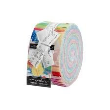 Fanciful Forest Jelly Roll by MoMo for Moda