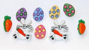 Dress it Up - Easter Egg Hunt Buttons