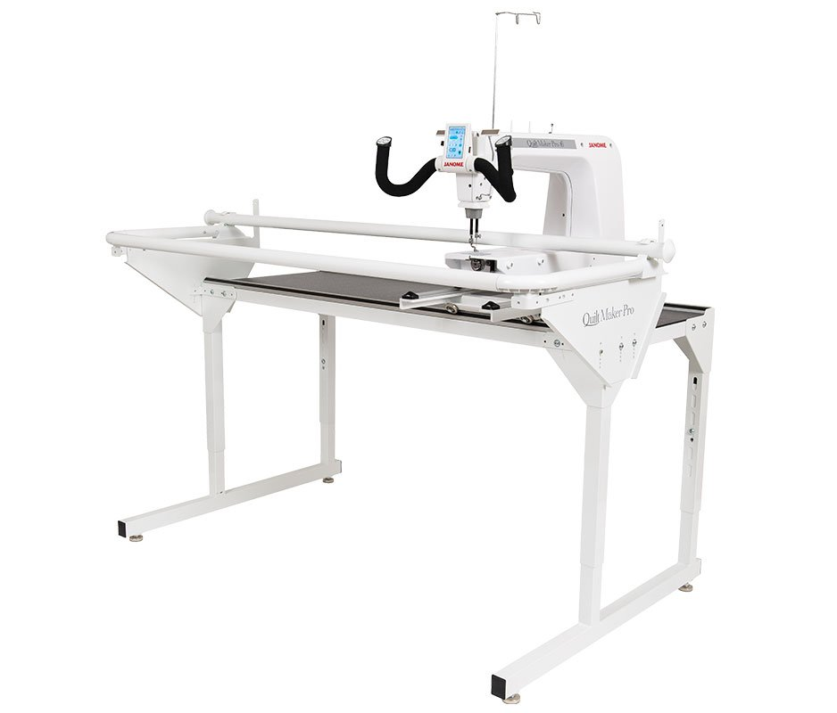Janome Quilt Maker 16 Pro with 5 foot Frame