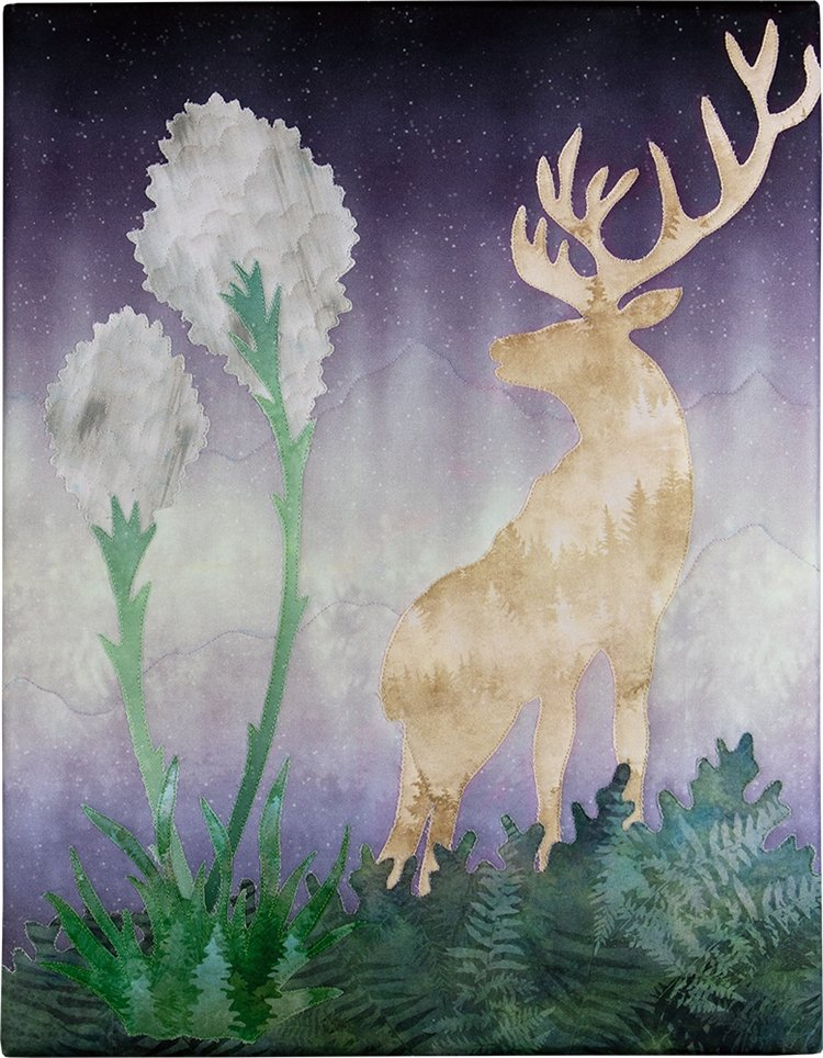 McKenna Ryan - Emerald Valley - Elk Applique Kit - 30% OFF