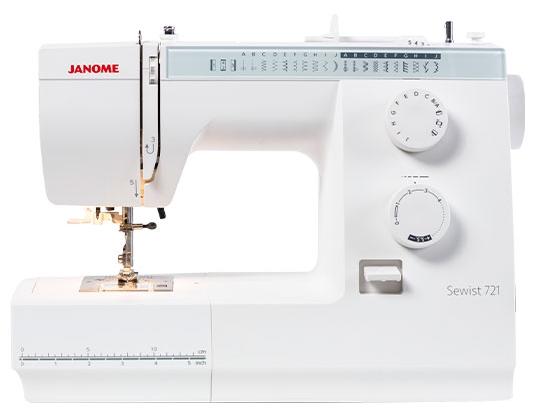 Janome Sewist 721 - OPEN BOX MODELS